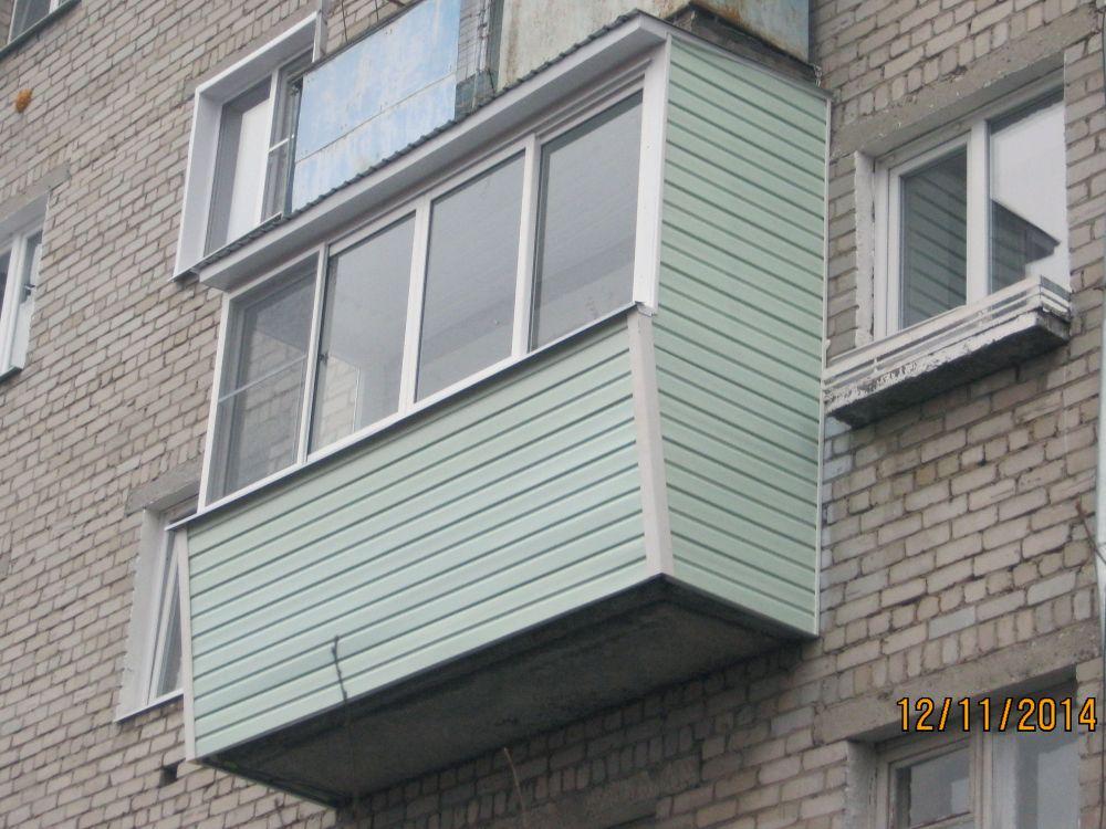 Остекление балконов и лоджий, балконные ограждения, окна, дв.